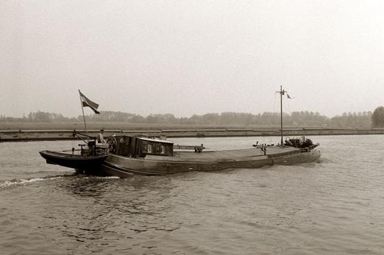 Frachtschiff Zuiderzee