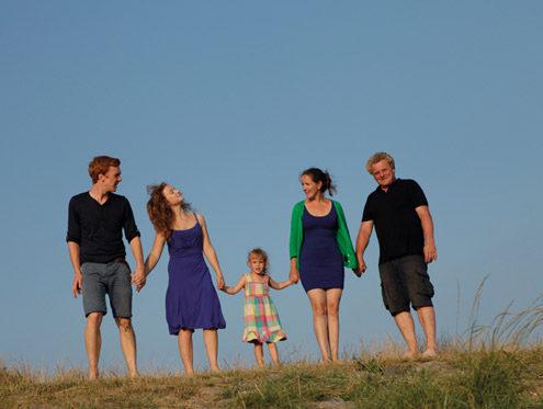Schiffersfamilie der Zuiderzee